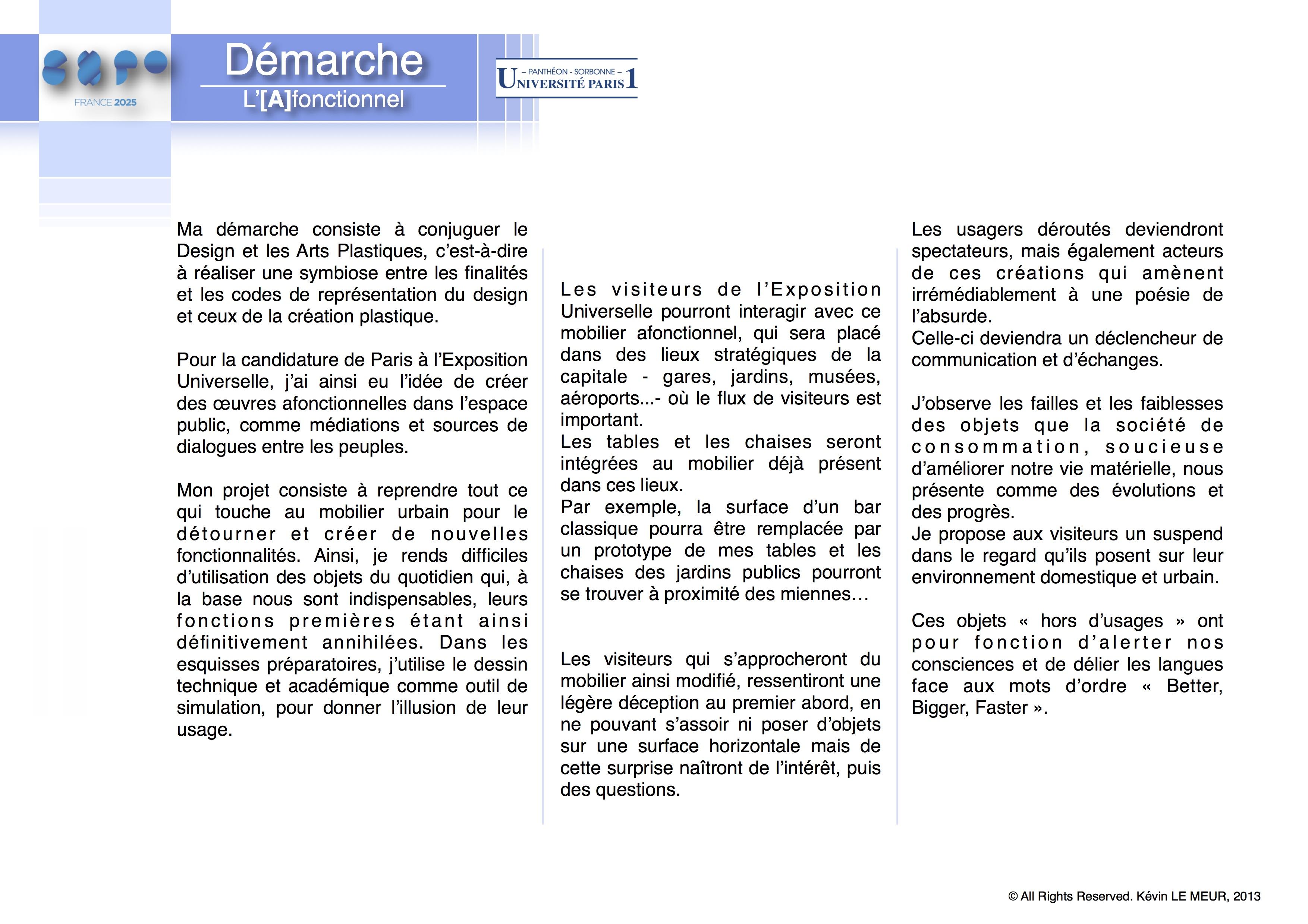 Planche 0 Demarche Final